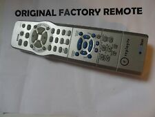 REPLAY TV LSSQ0350 TV REMOTE CONTROL **BATTERY COVER NEEDS TAPE. SEE PICS**