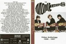the monkees video anthology 1966-1997 3 dvds the beatles the doors