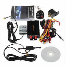 TK103B GSM/GPRS Car GPS Tracker Tracking Device Remote Control Auto Vehicle
