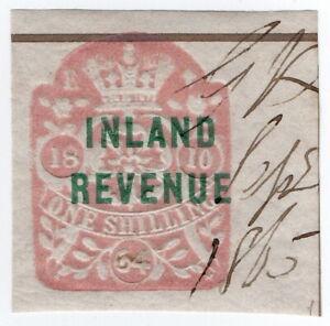 (I.B) QV Revenue : Inland Revenue 1/- (SG F34)