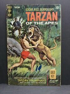 TARZAN # 184 Gold Key