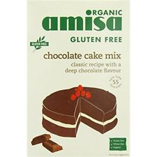 Amisa Chocolate Cake Mix - Gluten Free