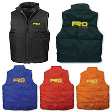 FRO Systems Kids Youth Bodywarmer / Gillet - Motocross, Dirtbike, MX, BMX