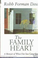 1994*HARDBACK* THE FAMILY HEART* ROBB FORMAN DEW* WHEN OUR SON CAME OUT