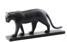 FRANCOIS POMPON Black Panther Animal Art Sculpture Statue Figure Figurine France