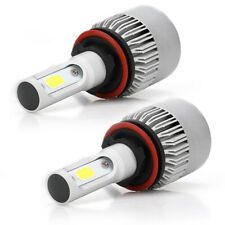 2PCS H9 H8 H11 6000K135000LM LED Headlight Kits Bulbs For Honda Mazda Rover Sale