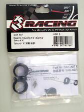 3 Racing SAK-X07 Supporto Cuscinetto Bearing Housing Sakura XI modellismo