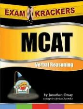 Examkrackers McAt Verbal Reasoning and Math-ExLibrary