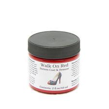 Angelus marca caminar en Pintura Roja Para Suelas De Zapato - 2oz