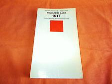 edward carr 1917 illusioni e realtà della rivoluzione russa einaudi 1969