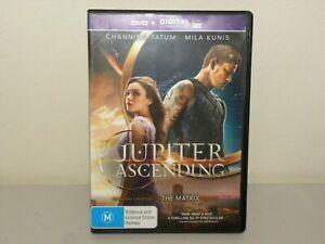 Jupiter Ascending - DVD - REGION 4