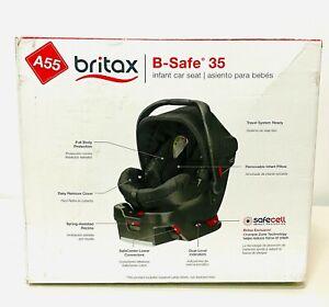 Britax B-Safe 35 Infant Car Seat, Raven-A55