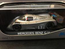 Dauber Mercedes Benz C11 1/43