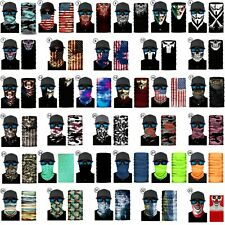 Face Mask Balaclava Scarf Neck Fishing Shield Sun Gaiter Uv Headwear 90 Styles