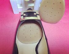 2 Pairs Sponge Insole Non Slip Breathable Front Half Shoe Cushion Pad Massage