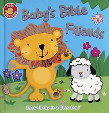 Baby's Bible Friends: Baby Soft Book (Baby Blessings)