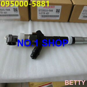 genuine new injector 095000-5881, 095000-5880, 9709500-588 for 23670-30050