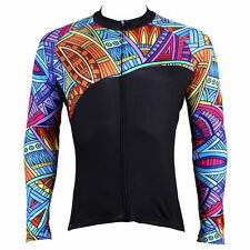 Multi-Coloured Cycling Jerseys