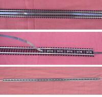 Neusilberstreifen Neusilber Nickel-Silber Kontaktschiene Mittelleiter Spur H0