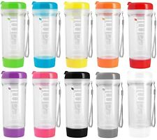 Teami Tea Tumbler Bottle, Double Layer Wall, Bpa Free *You Pick Color & Size *