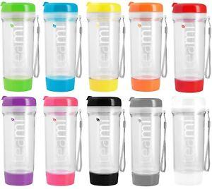 Teami Tea Tumbler Bottle, Double Layer Wall, BPA FREE **YOU PICK COLOR & SIZE **