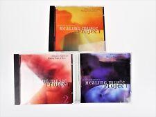 3 Audio CD Healing Music Project Relaxation Company New Age World Chakra Energy