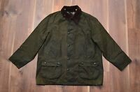 Barbour Bedale Waxed Coat Jacket C42/107CM Fishing Hunting