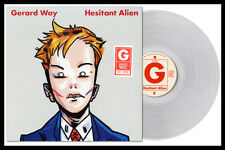 GERARD WAY Hesitant Alien LP on CLEAR VINYL New STILL SEALED My Chemical Romance