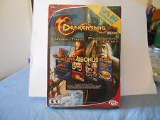 Drakensang RPG Pack River of Time Phileassons Secret & 4 Bonus PC Games New/Seal