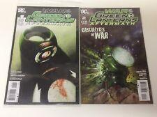 WAR OF THE GREEN LANTERNS AFTERMATH #1-2 (DC/TYLER KIRKHAM/011890) FULL STORY