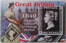 Telefonkarte GREAT BRITAIN 1840 - ONE PENNY BLACK - 20 UNITS - LIMITET EDITION