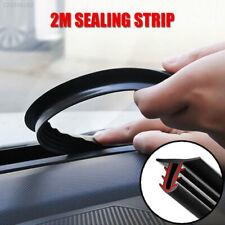 Rubber Car Dashboard Auto Sealing Strip Sealing Strip Black Car Sealing Strip