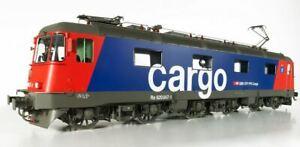 Kiss 510085 Gauge 1 Re 6/6 Hochdorf Cargo Nem Digital Sound Boxed New