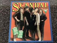 "1982 Scandal "" Self Titled"" Lp Record Album"