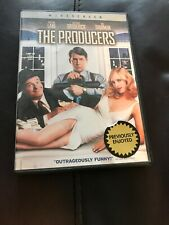 The Producers (DVD, 2006, Widescreen)