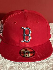 Boston Red Sox All Star 1999 Patch 59fifty Fitted MLB Hat Sz 7 3/8