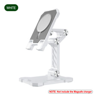 Foldable Phone Tablet Holder Stand For Mag Safe iPhone 12 11 Pro Max iPad Pro 11