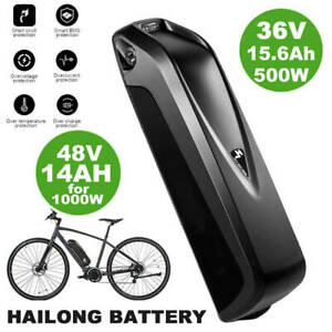 Electric Bike Battery,only fit for 250W-350w EBIKE Motor; EBike Battery 36V 15.6AH Lithium ion Battery Fits for Prophete Samsung SDI,with Charger