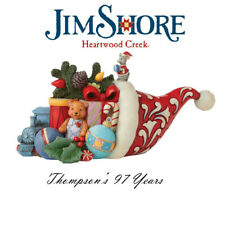 Enesco Jim Shore Heartwood Creek Christmas Cornucopia NIB # 6008912