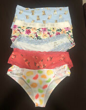 Victoria's Secret Vs Pink Boyshorts Cheekster Panties Lot of 5 XL Assorted (NEW)