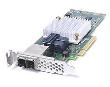 Lenovo 4XB0G88714 PMC 8885e 16-port SATA / SAS HBA Controller 12G PCIe x8 3.0