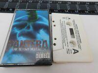 Rare Pantera Cassette Far Beyond Driven Audio Tape C-173909 White Cassette