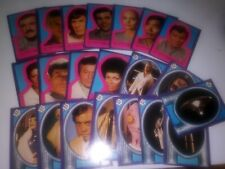 STAR TREK The Motion Picture MINT Sticker Photo Card Set Lot Collection 1979