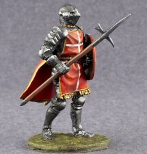 Hospitaller Knights Miniature 1/32 scale Toy Soldiers 54mm Painted