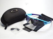 Oakley Radar Edge illumination Blue occhiali da sole RADARLOCK M Frame m2 Jawbone XX