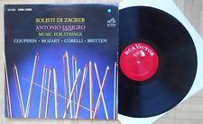 E709 LSC 2653 LIVING STEREO JANIGRO MUSIC FOR STRINGS COUPERIN MOZART CORELLI
