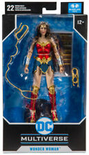 Wonder Woman - Wonder Woman 1984 - 7inch DC Multiverse McFarlane Figure