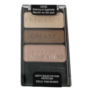 Wet N Wild Coloricon Eyeshadow Trio Palette #380B Walking On Eggshells