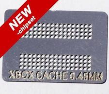 Stencil for  XBOX360 XBOX 360 Cache RAM Memory Heated reball stencil