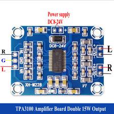 TPA3110 Ultra Thin Digital HD Audio Power Amplifier Board Power 15W*2 Module